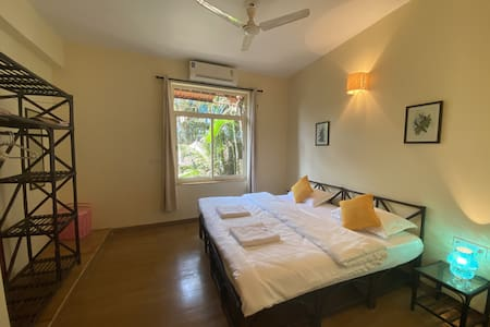 Cozy & Comfy 1 BHK Apartment near Anjuna