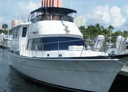 Yacht - Gulfport - Boot