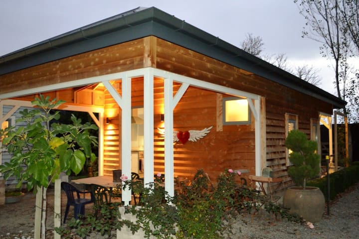 The Coach House retreat