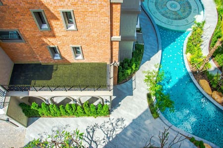 Absolutely new apartment on the Nai Yang beach