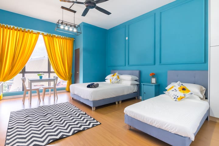 [KYUDEN 2] Studio Fourteen Homestay Shah Alam