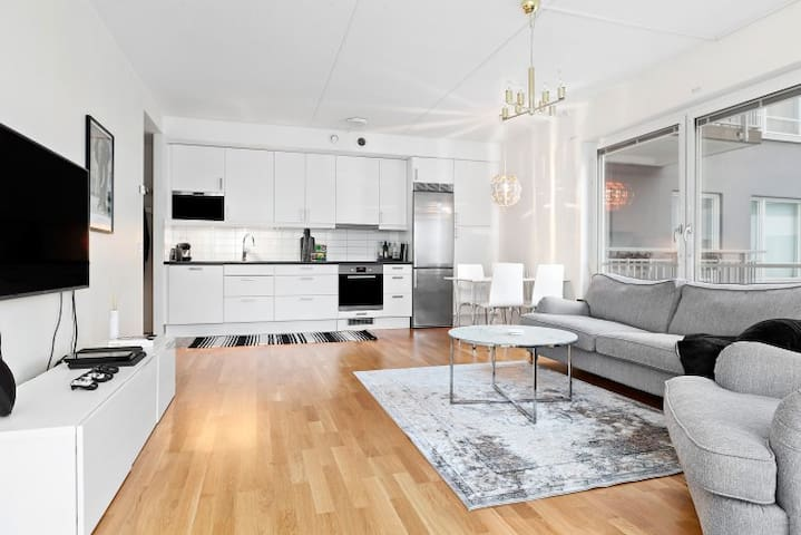 Cosy apartment close to Stockholm city - Stockholm - Apartment