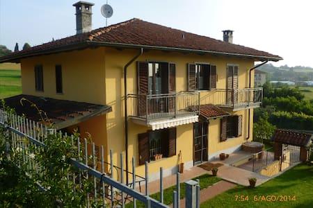 Casa delle colline del Freisa // room 3