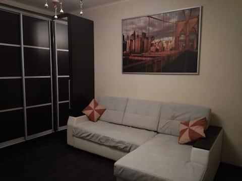 Apartments in Vidnoe on Bitsevsky