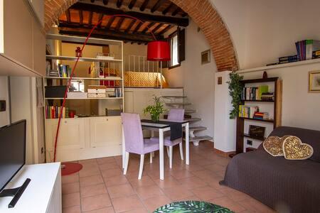 Loft in posizione strategica vicino a Pisa