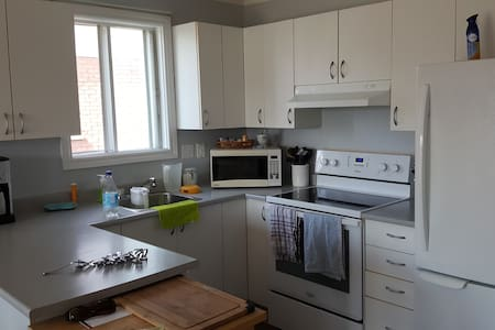 Great apartment in South Shore close to Montreal - Longueuil - Byt