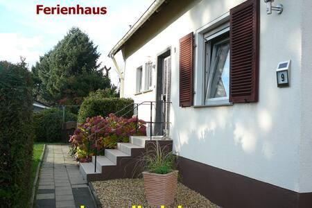 Haus Lind modernes Ferienhaus in ländlicher Idylle - Grevenbroich - Apartemen