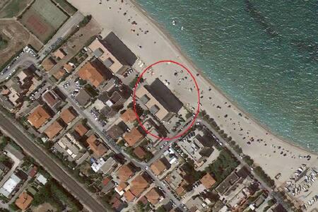 Cesano direttamente sul mare 4 + 2 posti - Senigallia - Apartamento