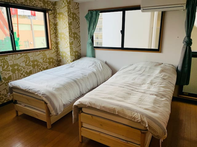 Uhome Funabashi Apartment 602