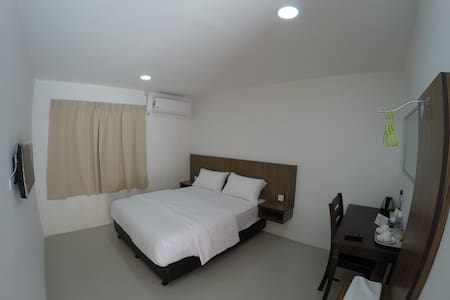 Summer Beach Lodge- Superior Queen Room - Labuan - Muu