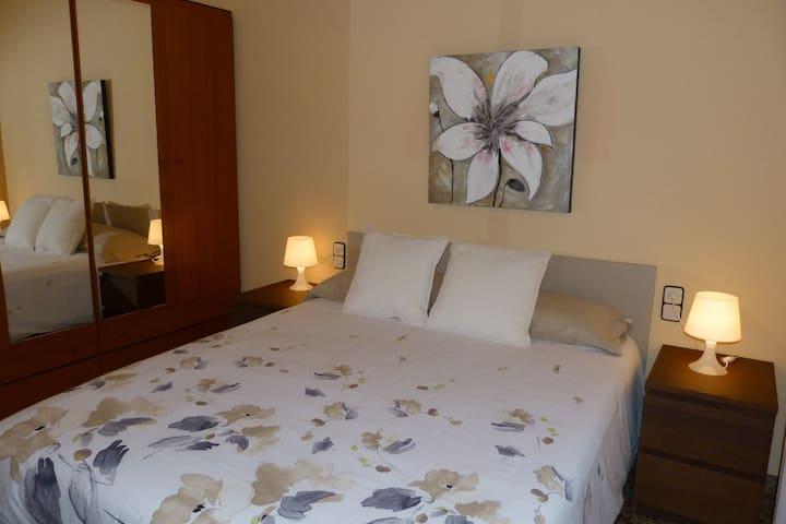 Apto. ideal para visitar zona Olot - Olot - Lägenhet