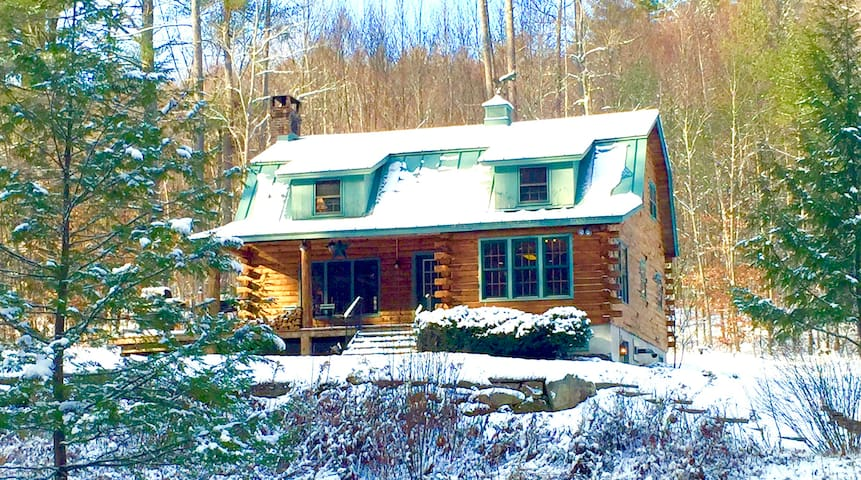 Comfortable Vermont Getaway Updated & Pet-Friendly - Jamaica - Cabin