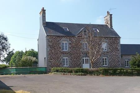 Magnifique maison familiale, proche de la mer - La Haye-Pesnel