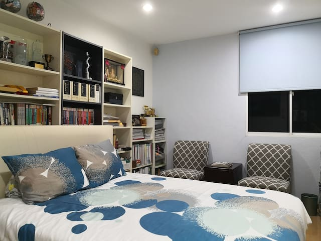 Cozy Private Bed Room For 4paxs@ Penang Georgetown