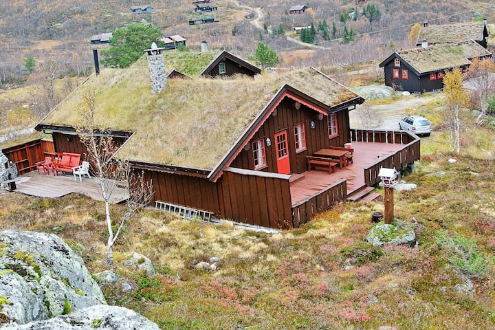 11 person holiday home in Edland