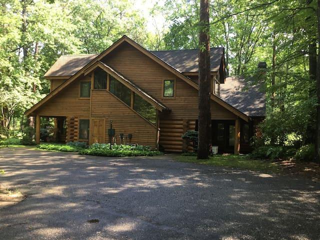 Log Condo located at Garland Lodge & Resort