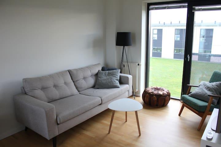 Lejlighed i udkanten af Herning - Herning - Apartamento