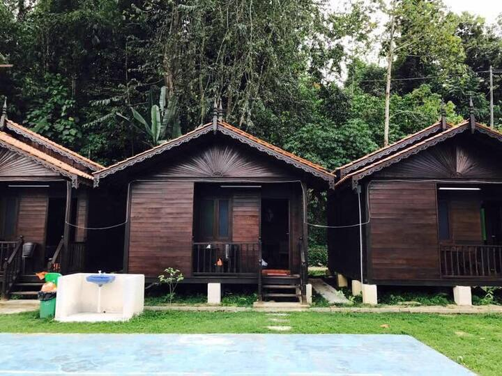 Individual Chalet with 3pax