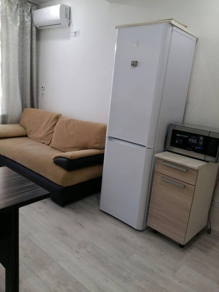 """Уютная квартира в центре рядом с парком"""" Ривьера"""""""
