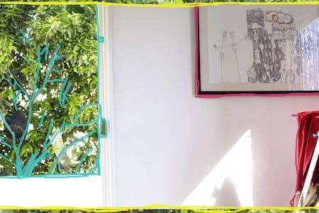 Coquet appartement dans une maison avec jardin - La Marsa - Hus