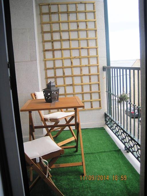 Balcón (más florido en verano)