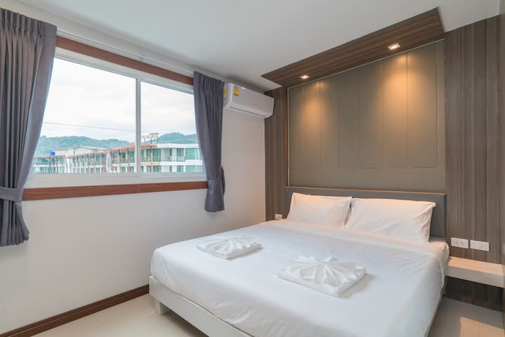δ B private intimate superior room close to beachδ