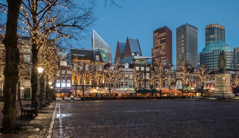 Single room in the heart of The Hague