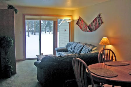 Cozy ski condo - Winter Park - Kondominium