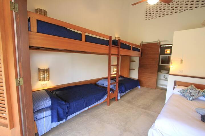 Villa Estrelas Atins - Escondida Family Room
