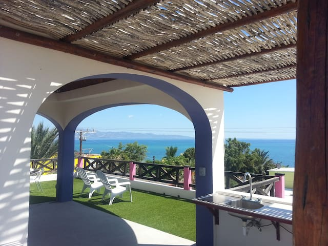 Bonitos nices Rooms 3, Best location - La Ventana - Appartement