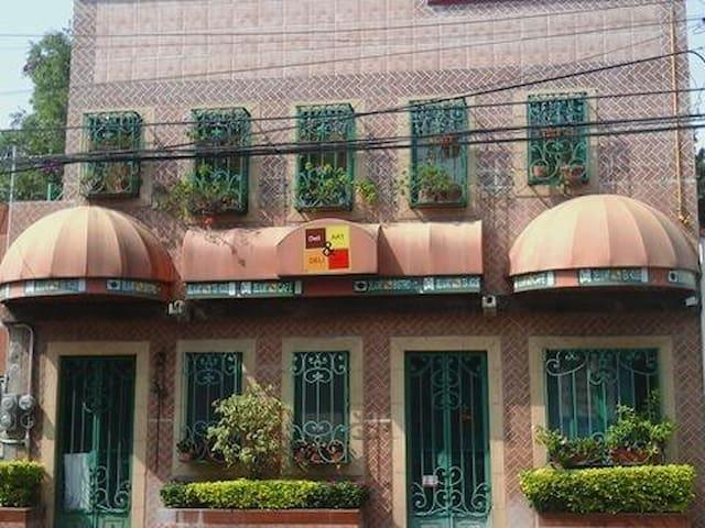 Departamento mini chic en Cuernavaca.