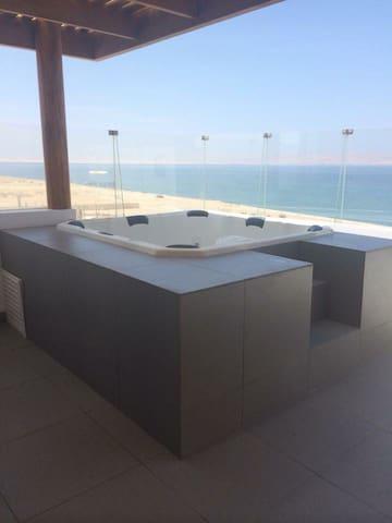 Paracas duplex - La Mejor vista de toda la Bahia