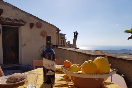 South Italy, aperta al sole, al vento, agli amici - Badolato - 独立屋