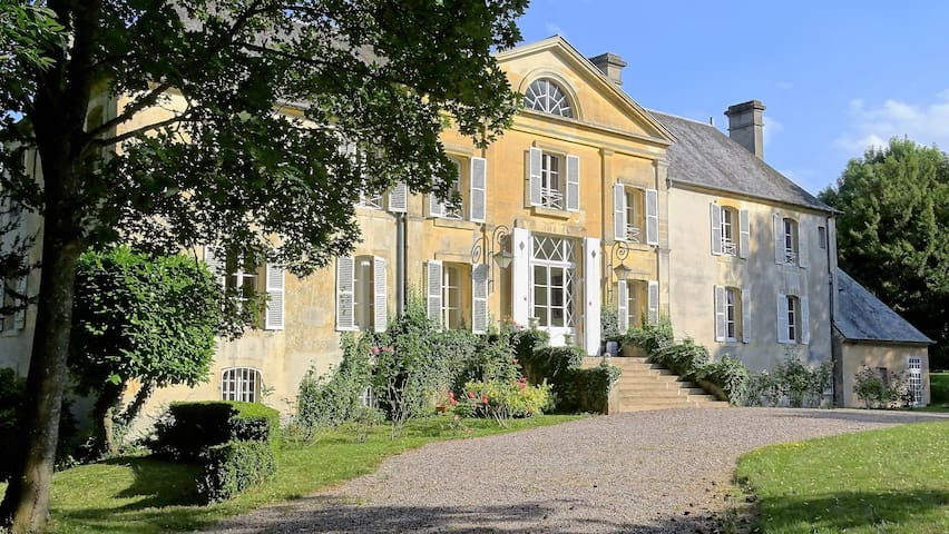 Château, 12  bedrooms for rent in Gite - Tournai-sur-Dive - Castelo