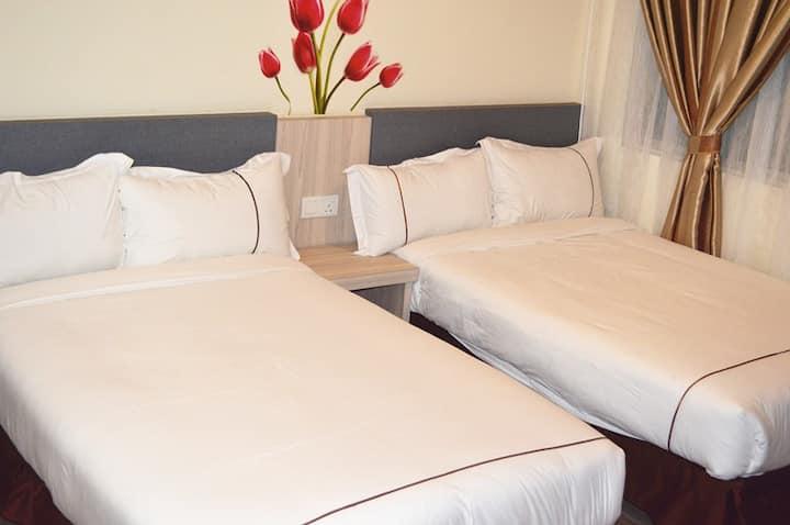 Angsoka Hotel Teluk Intan Twin 117
