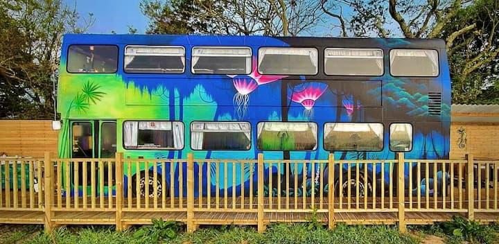 Unique Boutique Magic Bus, Avatar Theme, Seaviews