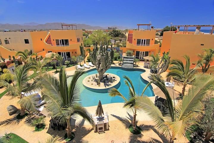 Casa Playa Vida, Ocean View, Cerritos Beach, Pool!