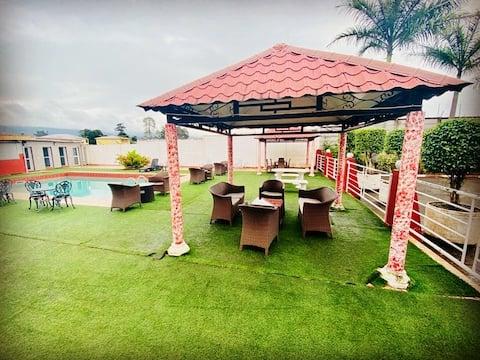 Hotel Villa Brenda de Malabo, Guinea Ecuatorial
