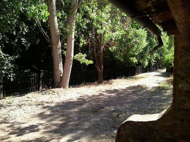 La Cabaña - Cazalla de la Sierra - Hus
