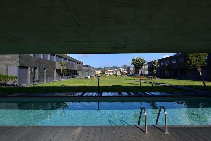 Apartamento da Praia / Garden Residences