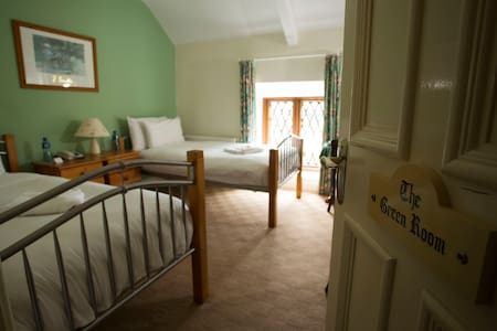 Creacon Lodge Wellness Centre Wexford - New Ross