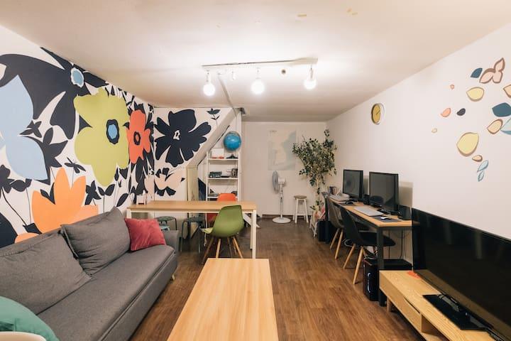 Aroha Guest House : Single room