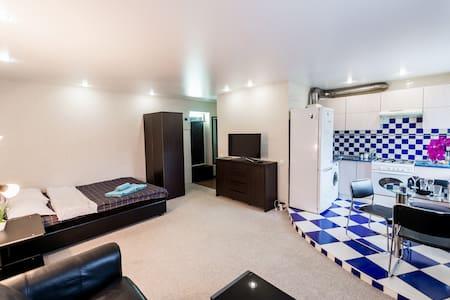 Уютная квартира-студия в центре бизнес-класса