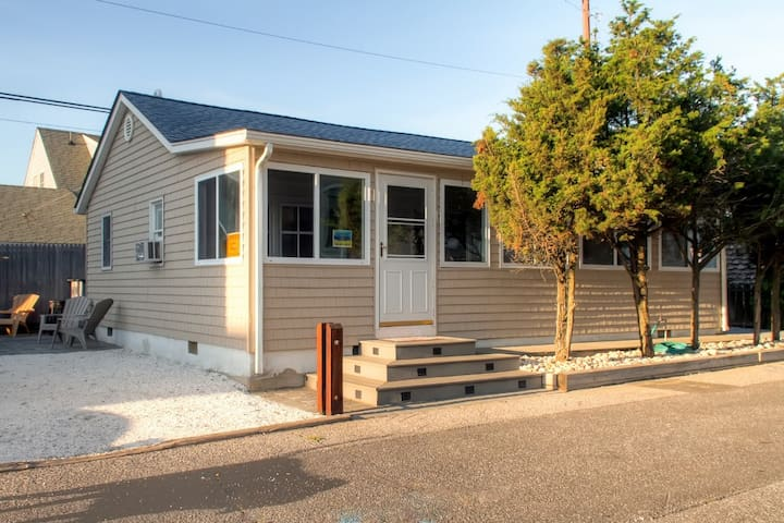 Cozy 3BR Silver Beach Cottage - Lavallette - Casa