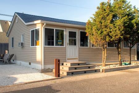 Cozy 3BR Silver Beach Cottage - Lavallette - Hus