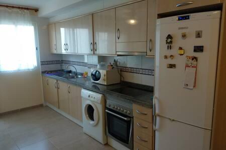 Apartamento para parejas en Montanejos