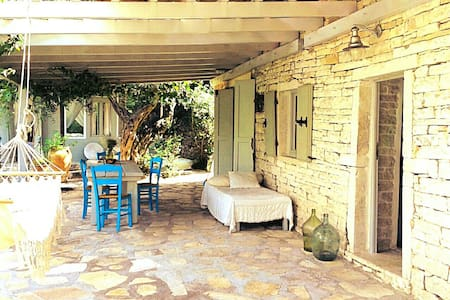 Restored Stone House in Paxos - Lakka - House