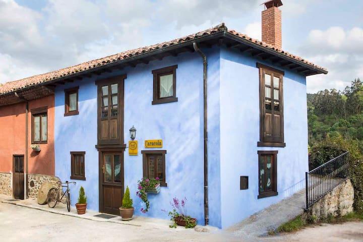 La Caracola, casa rural en el corazón de Asturias