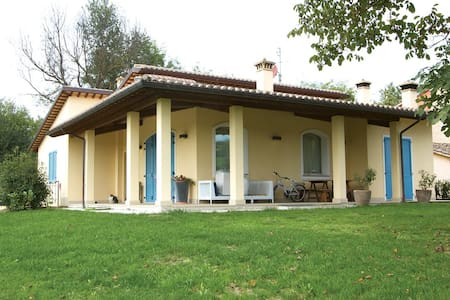 Colle, private villa with pool - Acqualagna - 別荘