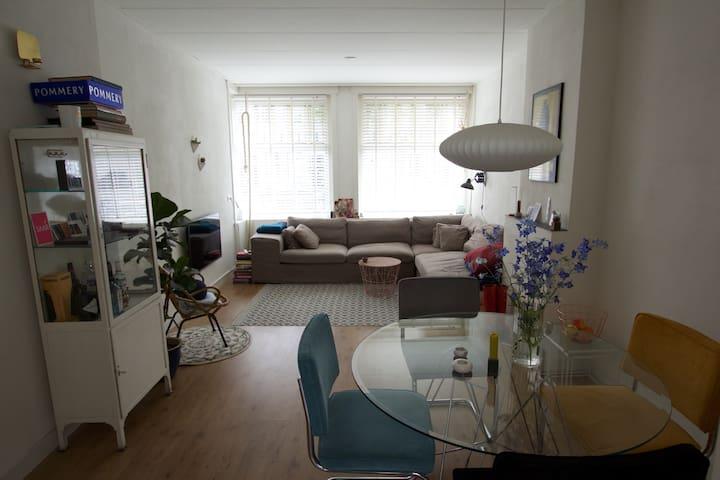 Apartment near CityCentre w/Parking & Sunny Garden